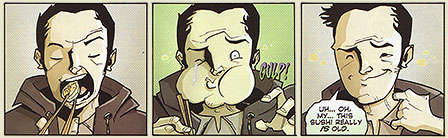 Chew by John Layman and Rob Guillory