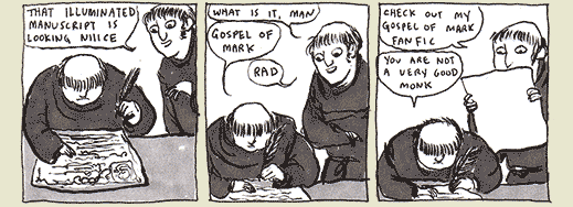 Hark A Vagrant! by Kate Beaton